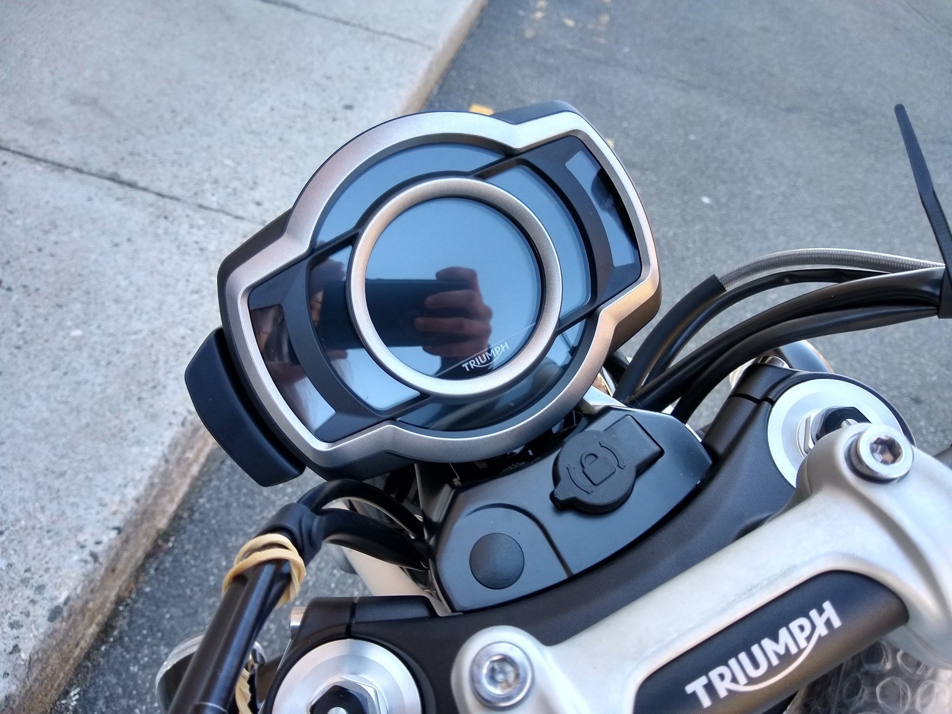 2019 Triumph Scrambler 1200 XC in Enfield, Connecticut - Photo 7