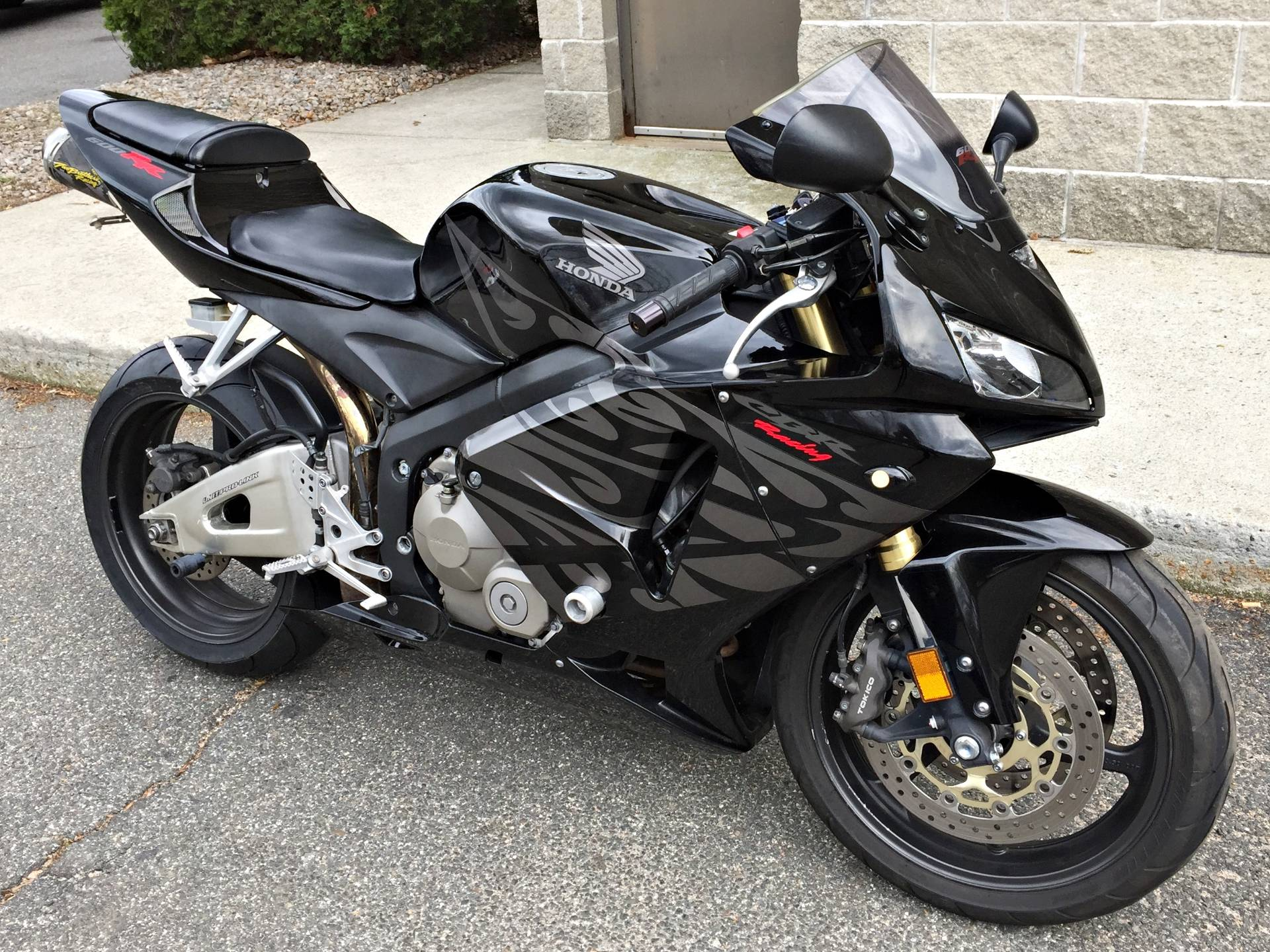 used 2005 honda cbr 600rr motorcycles in enfield ct stock number n a. Black Bedroom Furniture Sets. Home Design Ideas