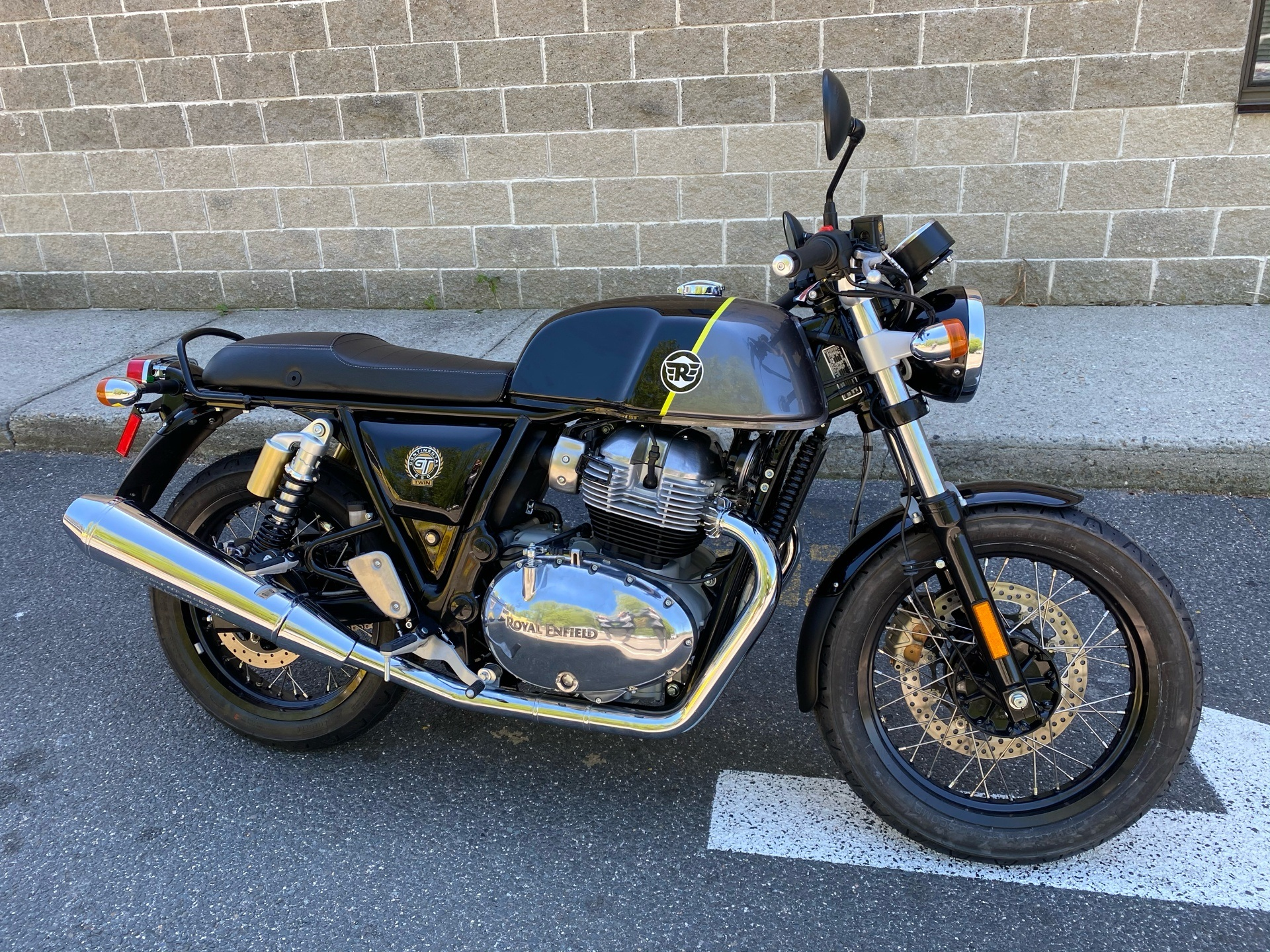 2020 Royal Enfield Continental GT 650 in Enfield, Connecticut - Photo 1