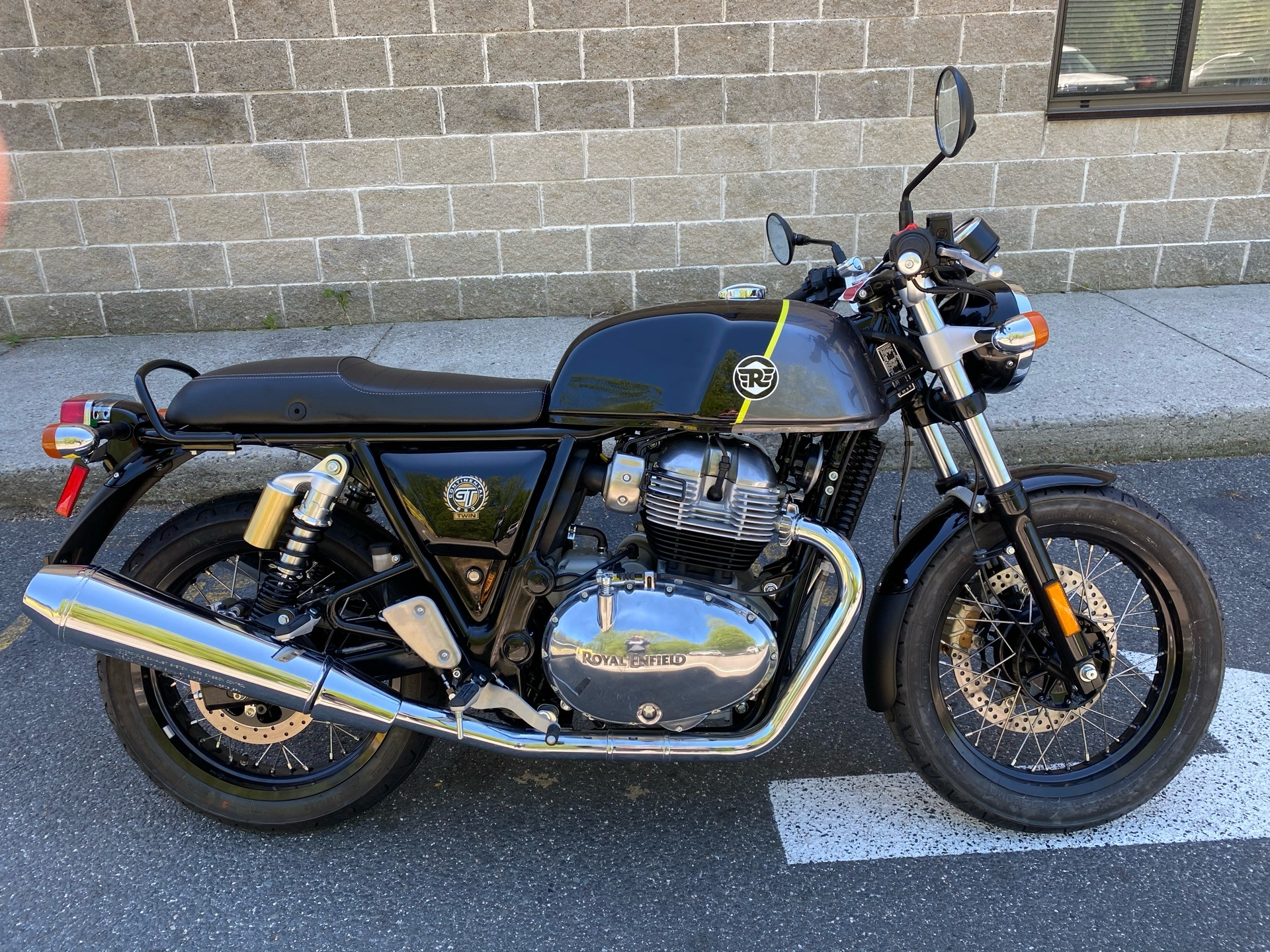 2020 Royal Enfield Continental GT 650 in Enfield, Connecticut - Photo 3