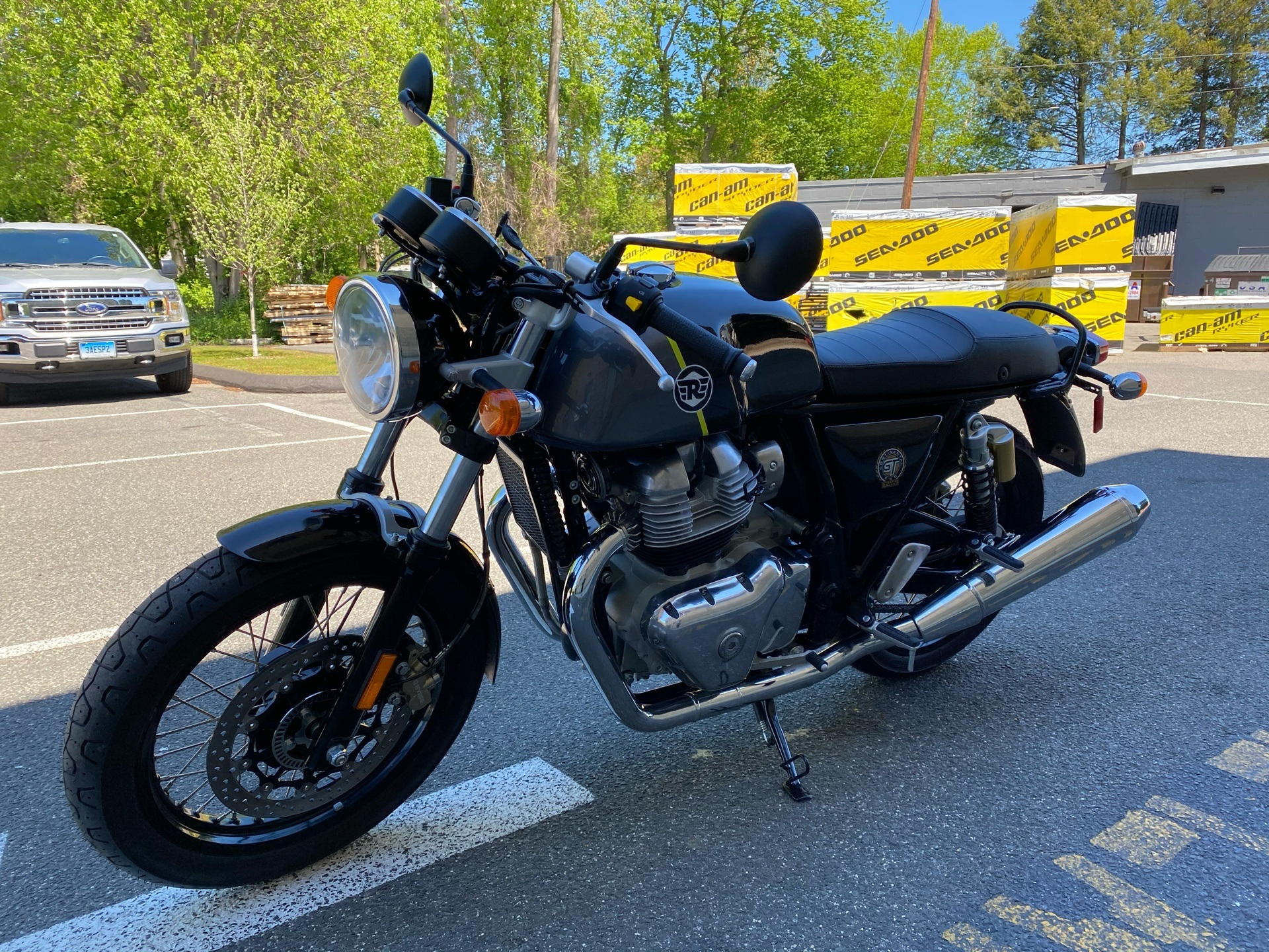 2020 Royal Enfield Continental GT 650 in Enfield, Connecticut - Photo 9