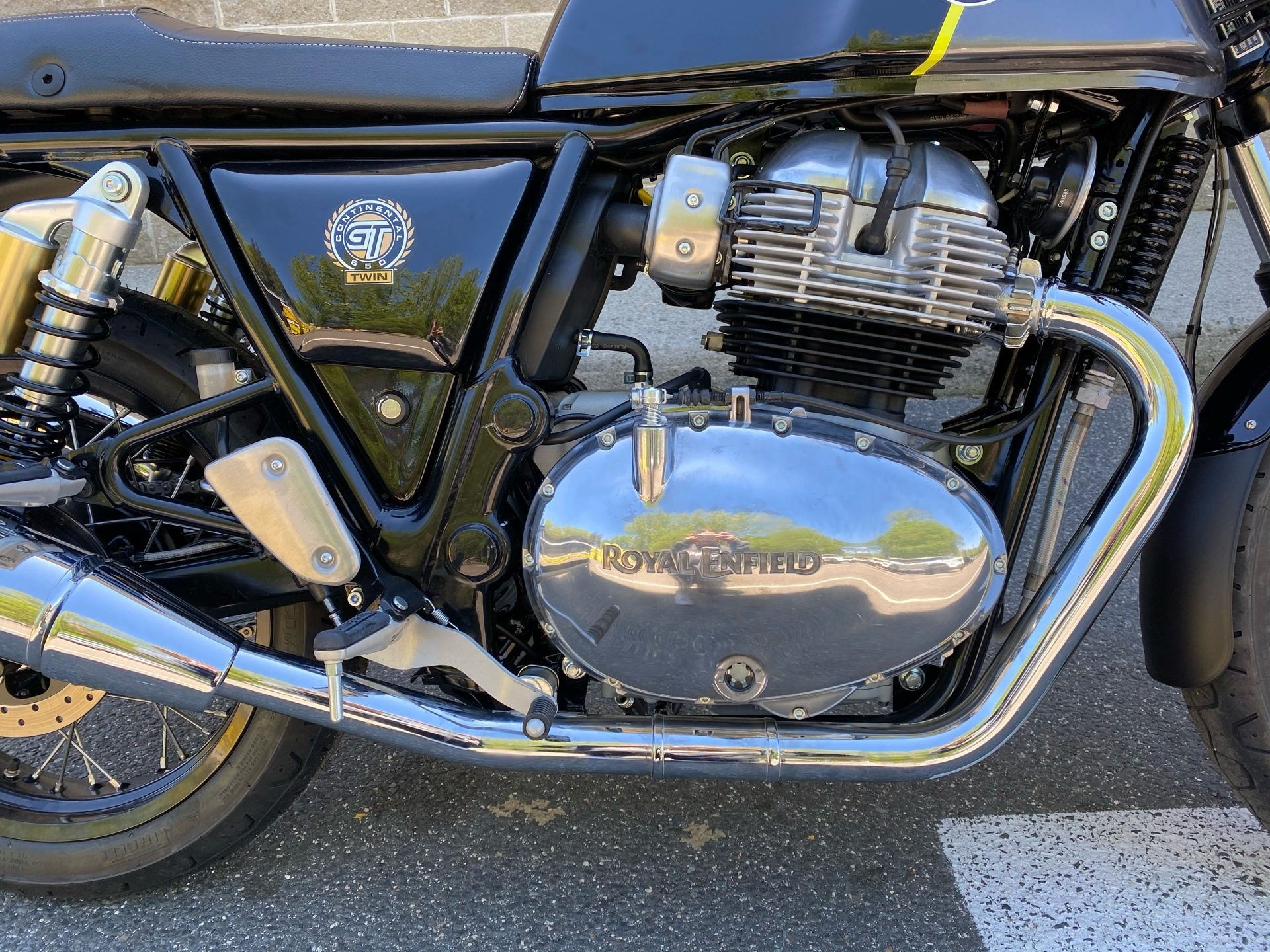 2020 Royal Enfield Continental GT 650 in Enfield, Connecticut - Photo 18
