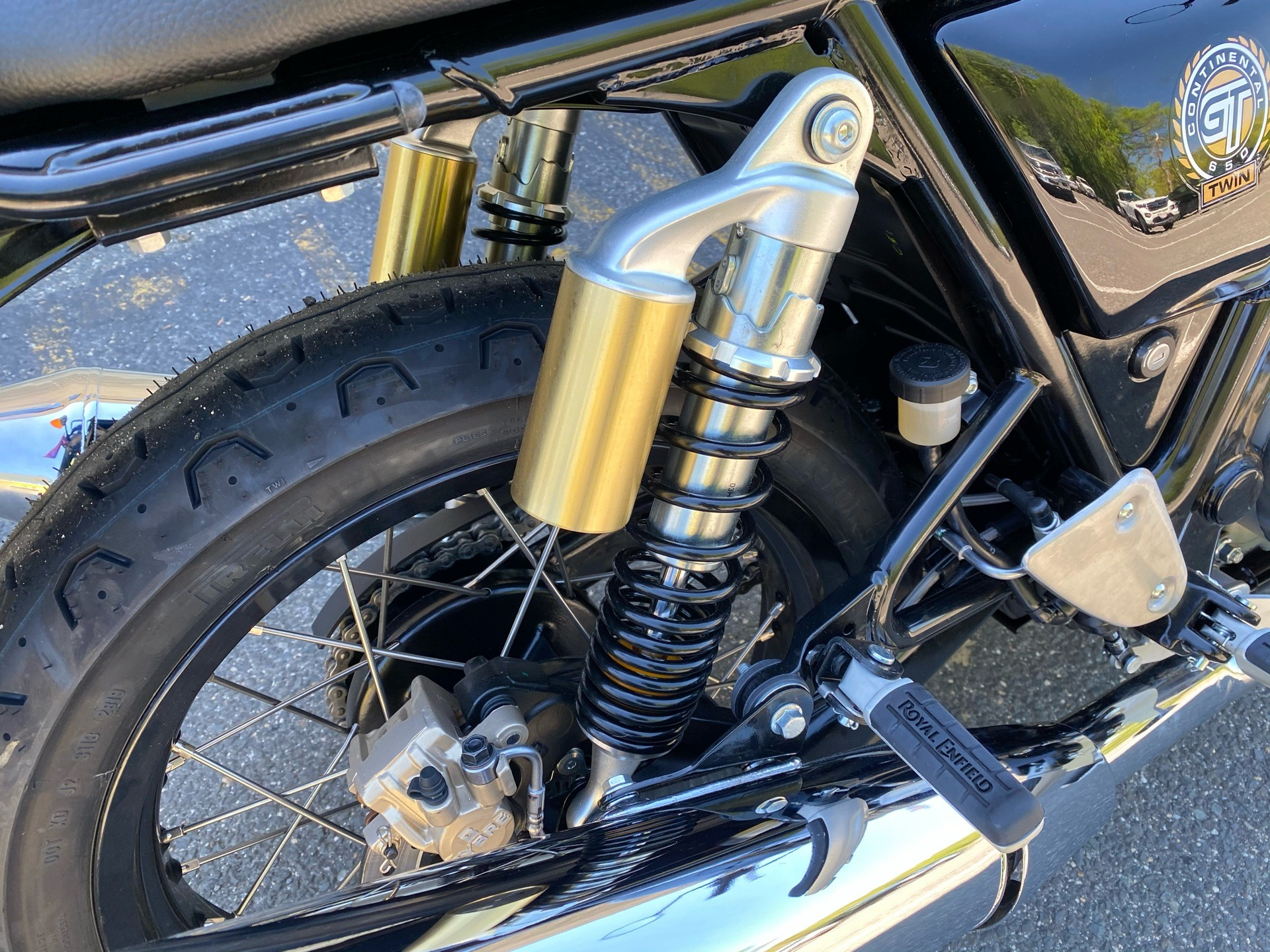 2020 Royal Enfield Continental GT 650 in Enfield, Connecticut - Photo 19