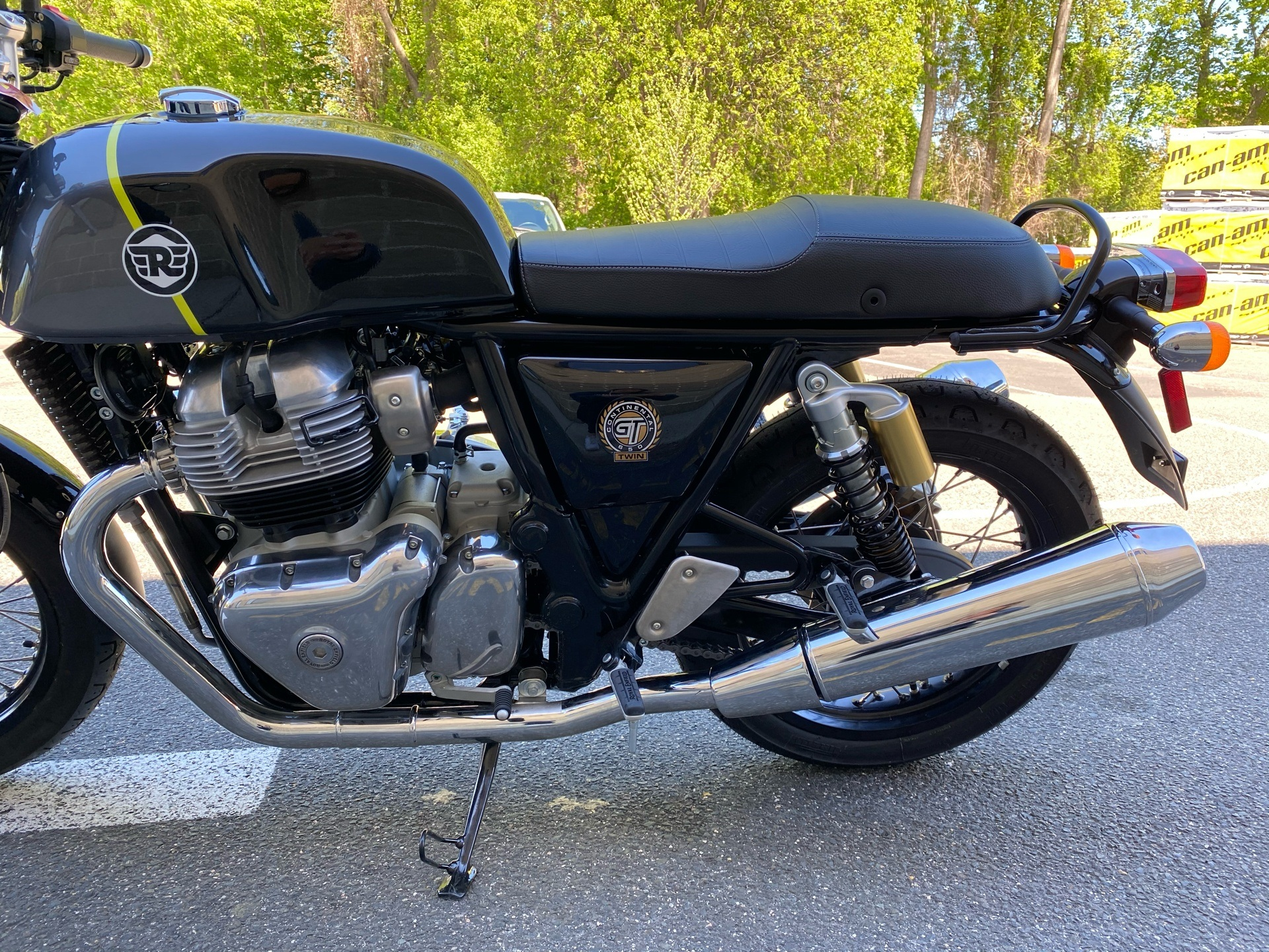 2020 Royal Enfield Continental GT 650 in Enfield, Connecticut - Photo 21