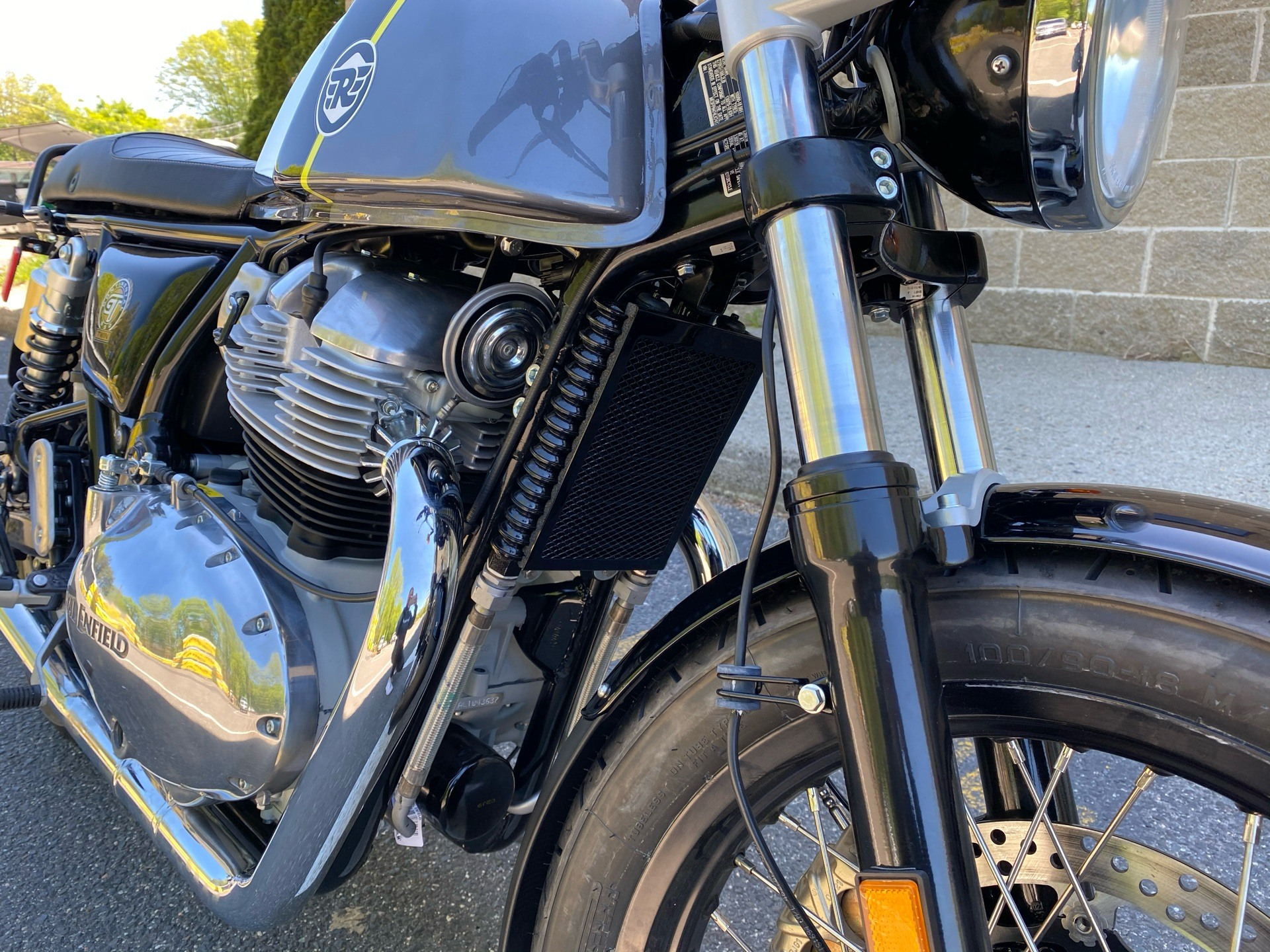 2020 Royal Enfield Continental GT 650 in Enfield, Connecticut - Photo 23