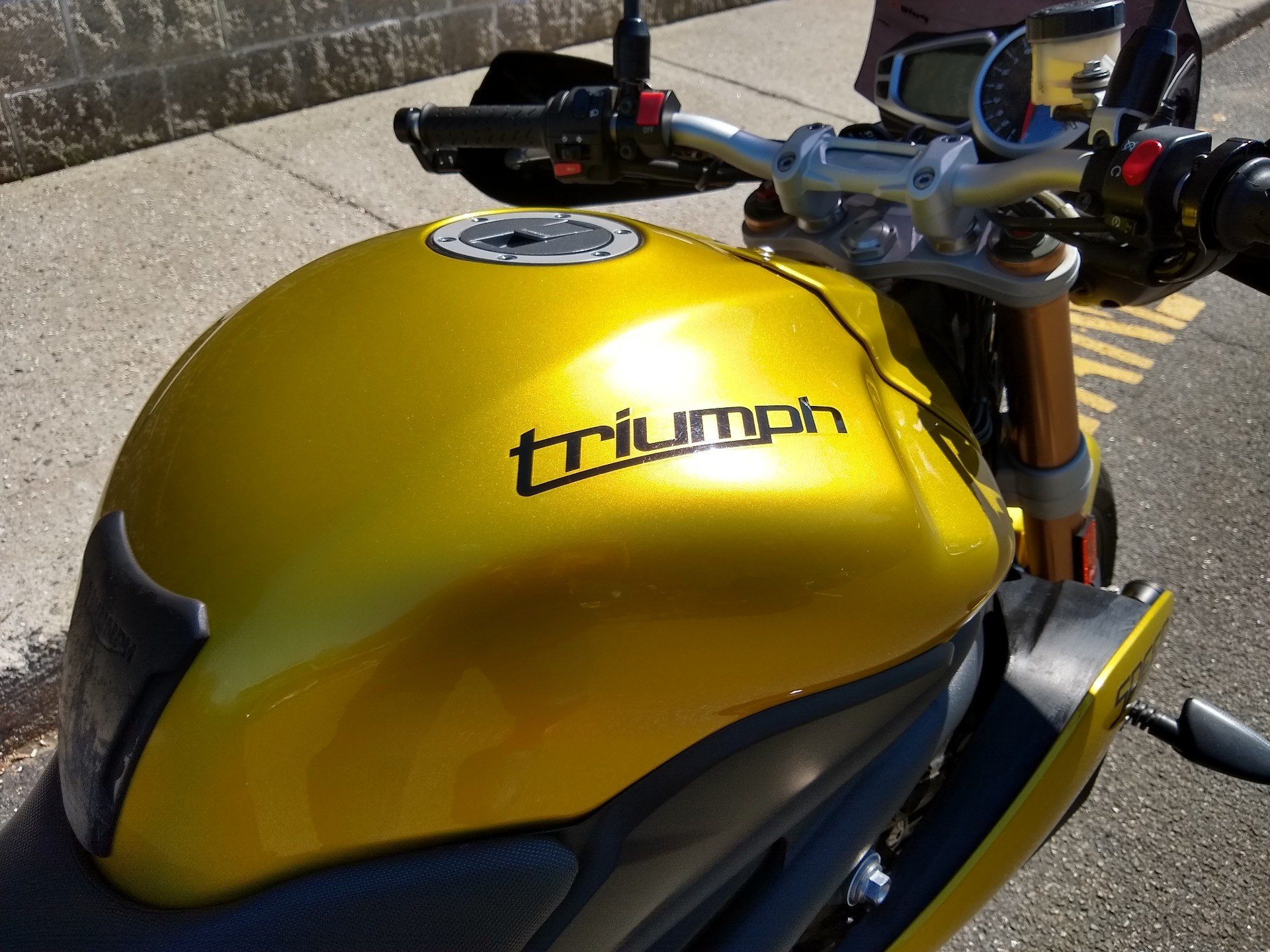 2013 Triumph Speed Triple ABS in Enfield, Connecticut - Photo 11
