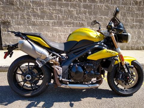 2013 Triumph Speed Triple ABS in Enfield, Connecticut - Photo 8