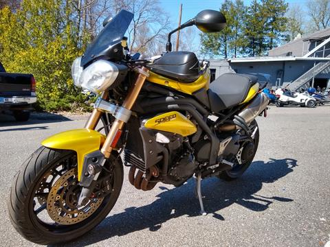 2013 Triumph Speed Triple ABS in Enfield, Connecticut - Photo 3