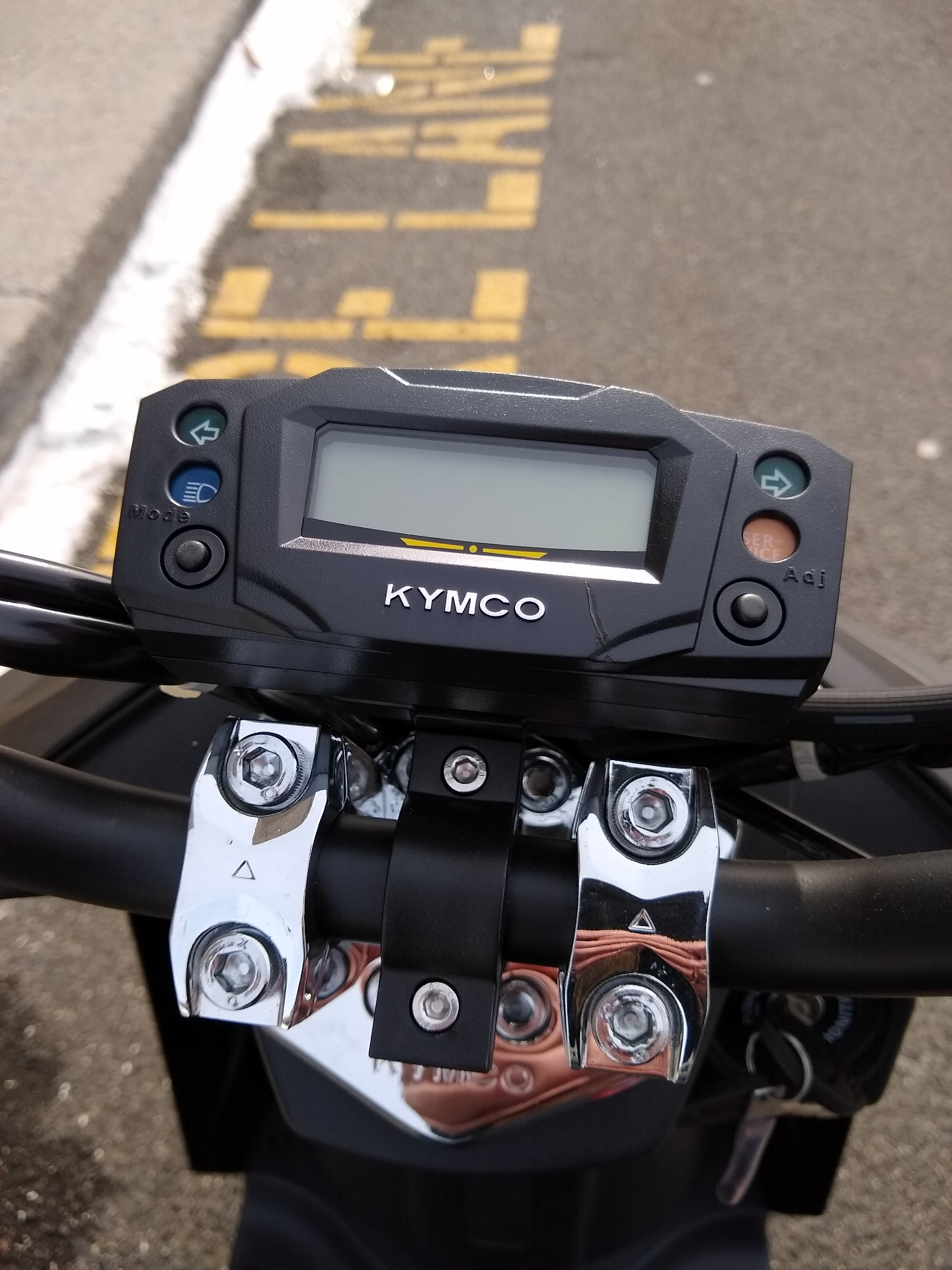 2019 Kymco Super 8 50X in Enfield, Connecticut
