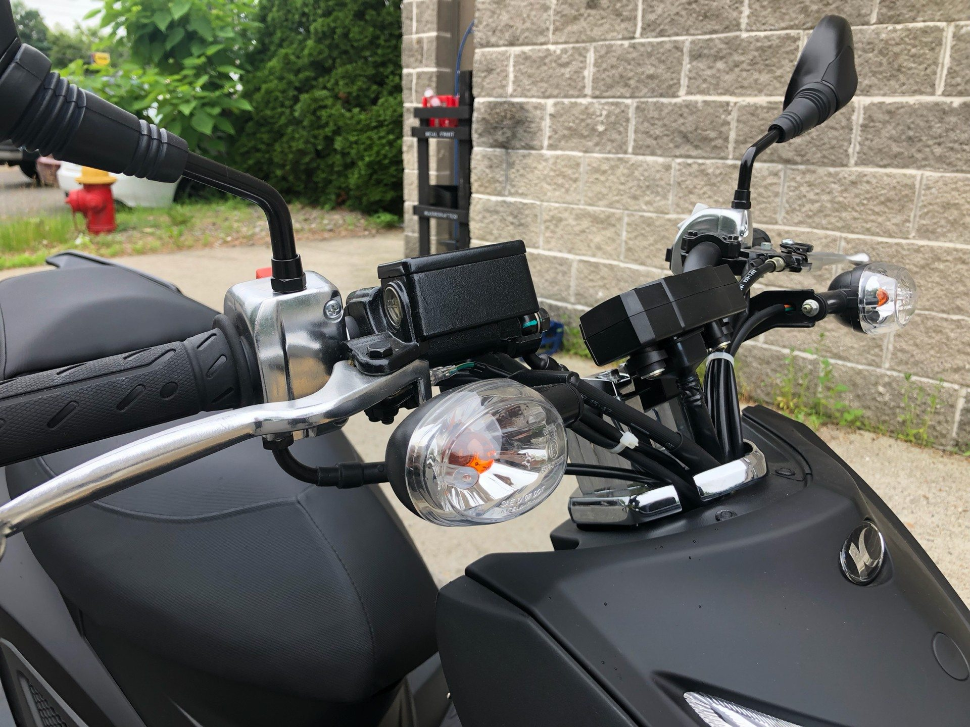 2019 Kymco Super 8 50X in Enfield, Connecticut - Photo 10