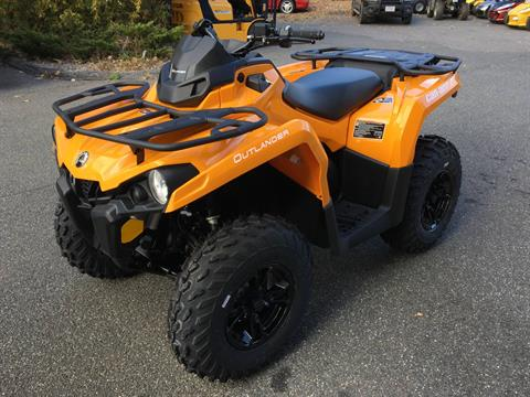 2018 Can-Am Outlander DPS 570 in Enfield, Connecticut