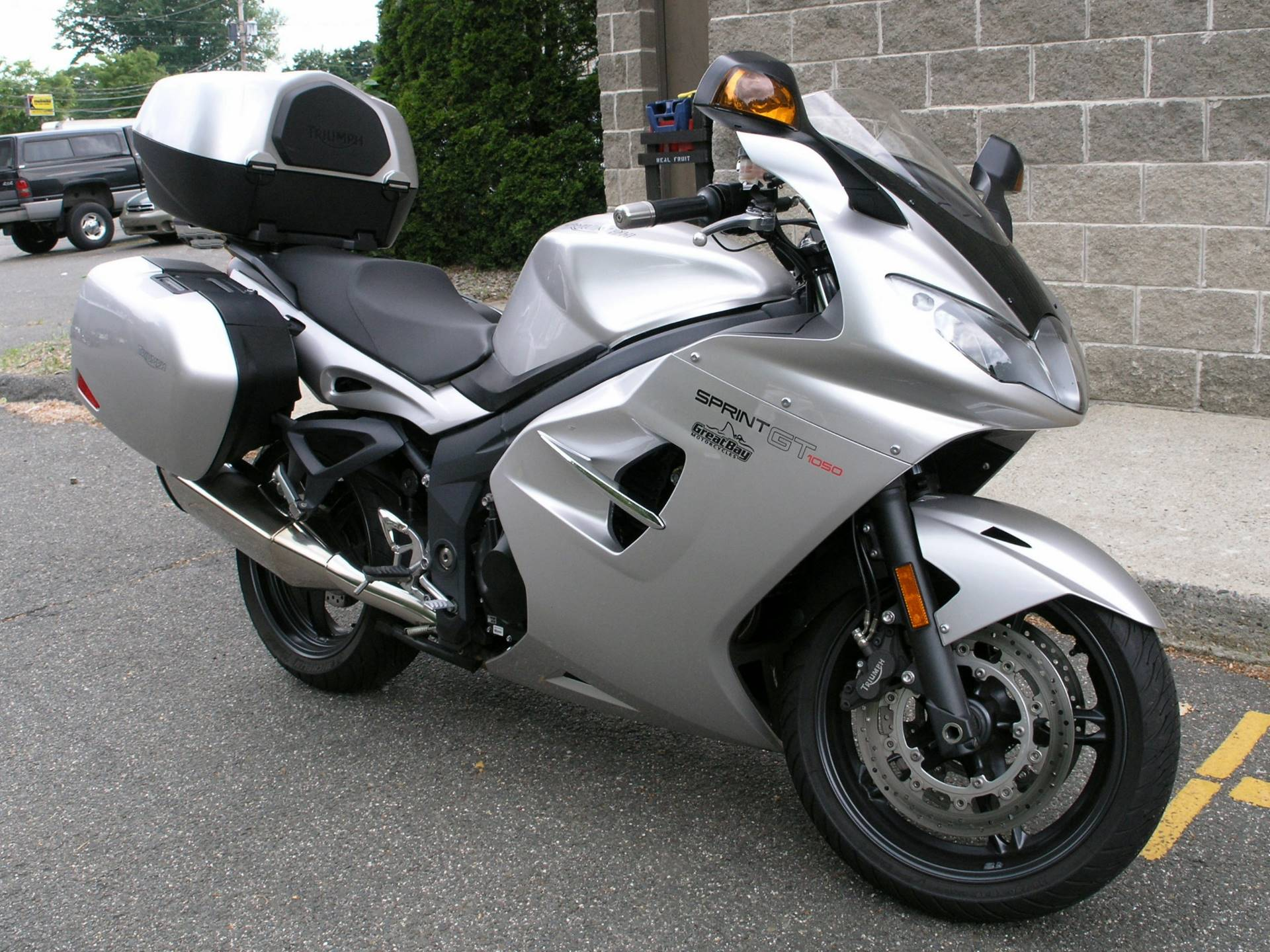 2011 Triumph Sprint GT ABS in Enfield, Connecticut