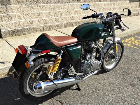 2017 Royal Enfield Continental GT in Enfield, Connecticut