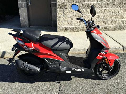 2015 Kymco Super 8 50R in Enfield, Connecticut