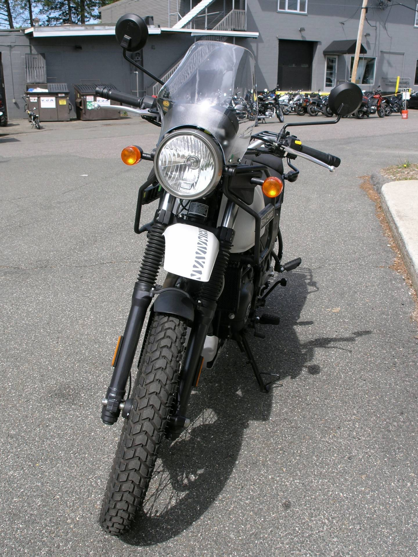 2018 Royal Enfield Himalayan in Enfield, Connecticut