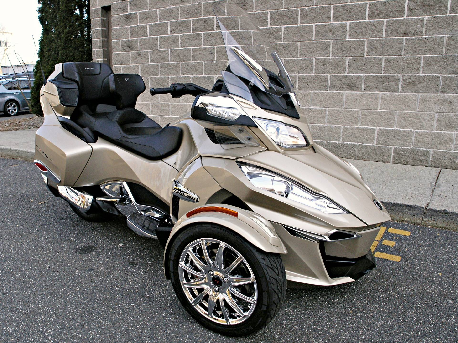 2017 Can Am Spyder Rt Limited In Enfield Connecticut