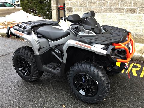 2018 Can-Am Outlander XT 850 in Enfield, Connecticut