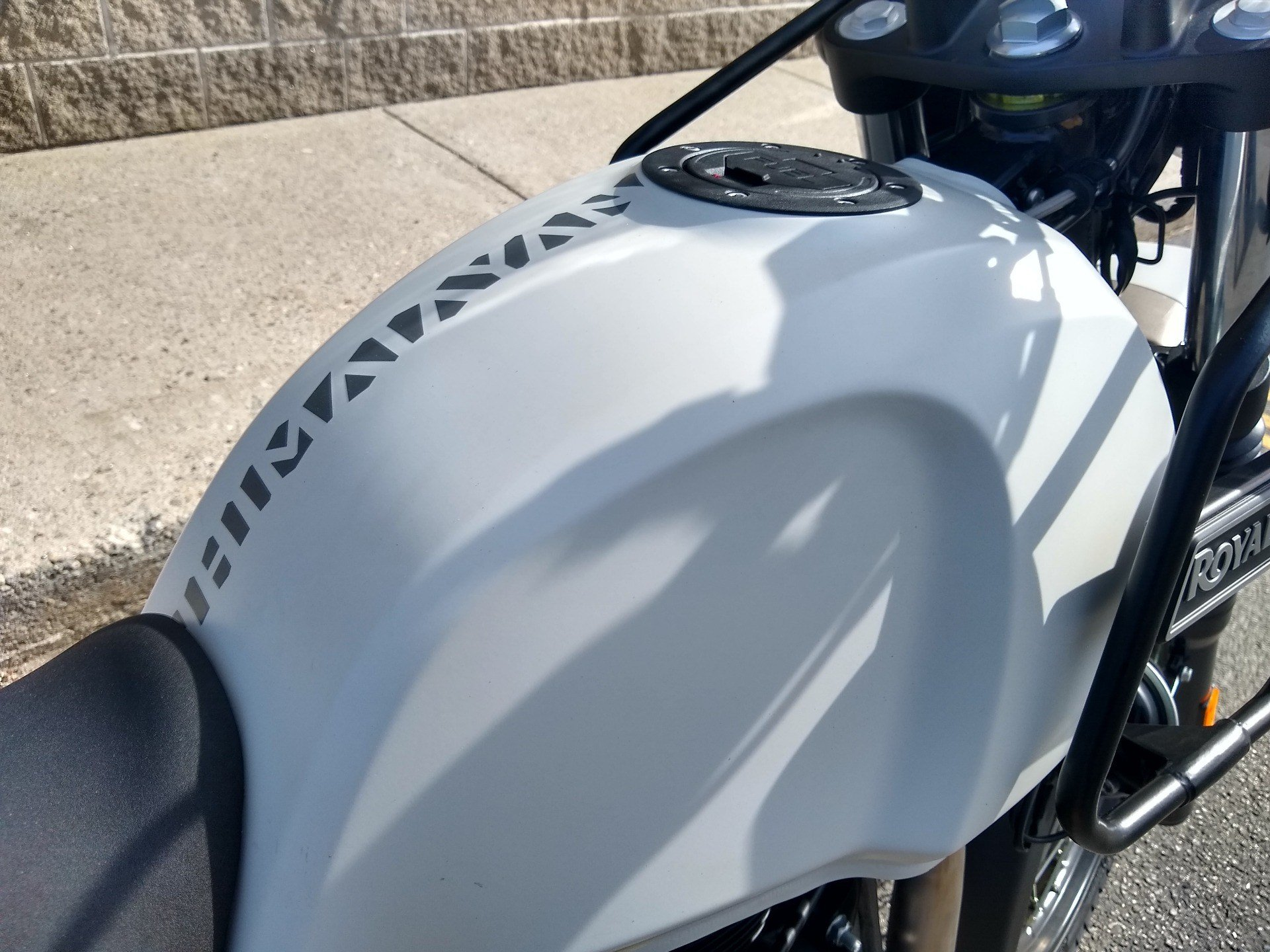 2019 Royal Enfield Himalayan 411 EFI ABS in Enfield, Connecticut - Photo 13