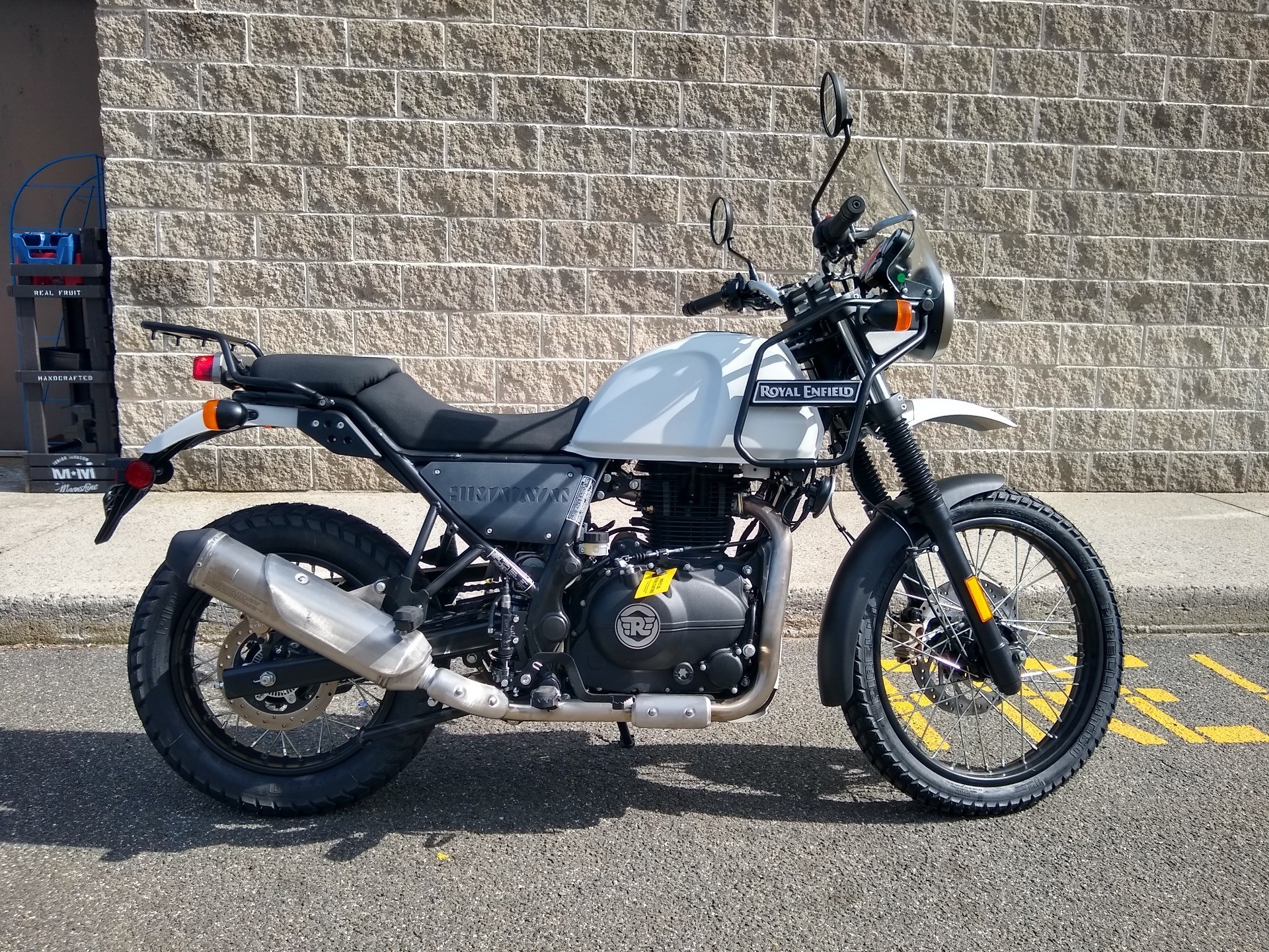 2019 Royal Enfield Himalayan 411 EFI ABS in Enfield, Connecticut - Photo 7