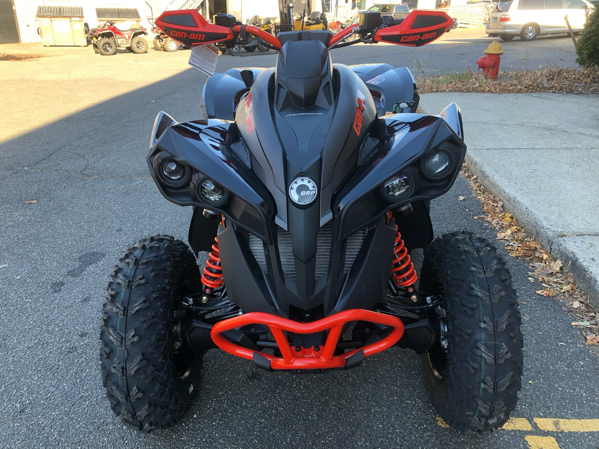 2020 Can-Am Renegade X XC 1000R in Enfield, Connecticut - Photo 11