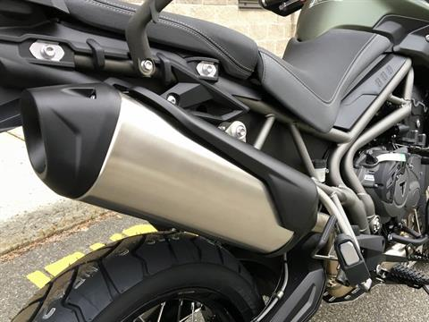 2018 Triumph Tiger 800 XCx in Enfield, Connecticut