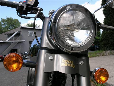 2018 Royal Enfield Classic Chrome ABS in Enfield, Connecticut
