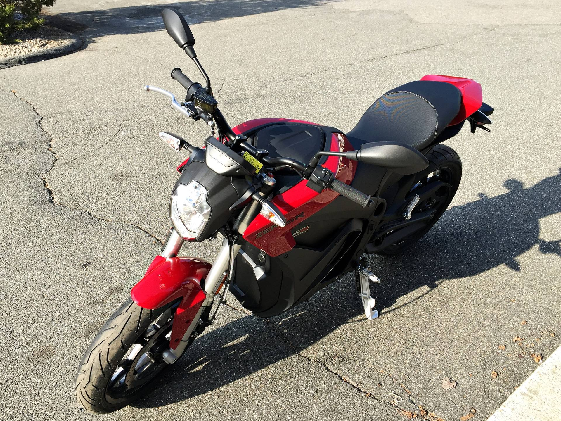 2016 Zero Motorcycles SR ZF13.0 in Enfield, Connecticut