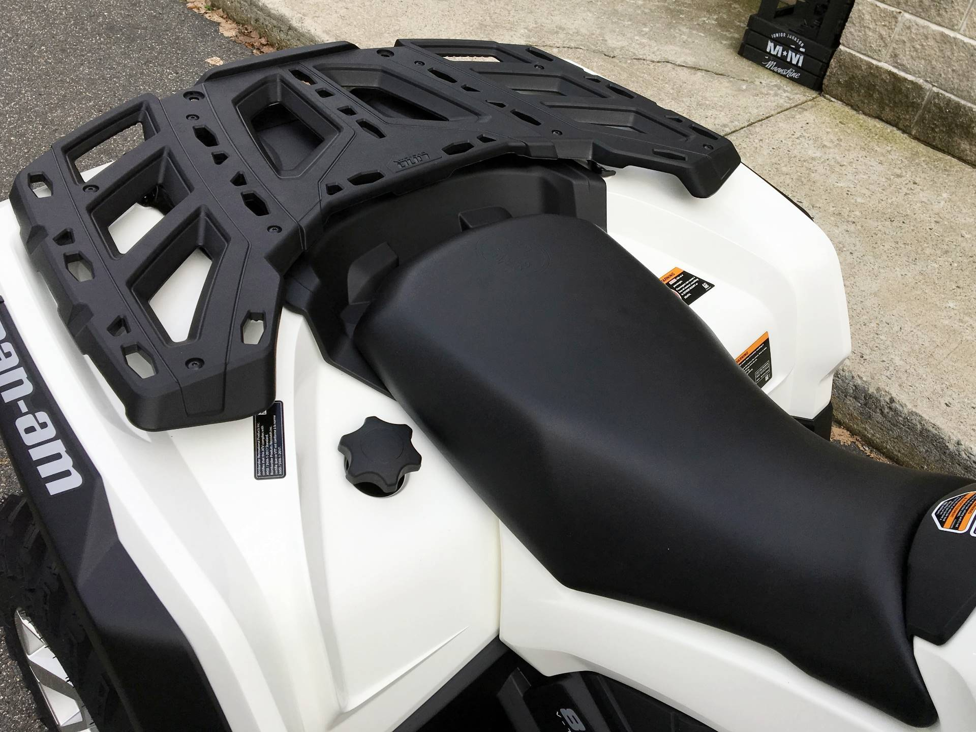 2019 Can-Am Outlander North Edition 850 in Enfield, Connecticut