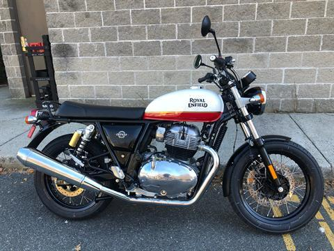 2020 Royal Enfield INT650 in Enfield, Connecticut - Photo 2
