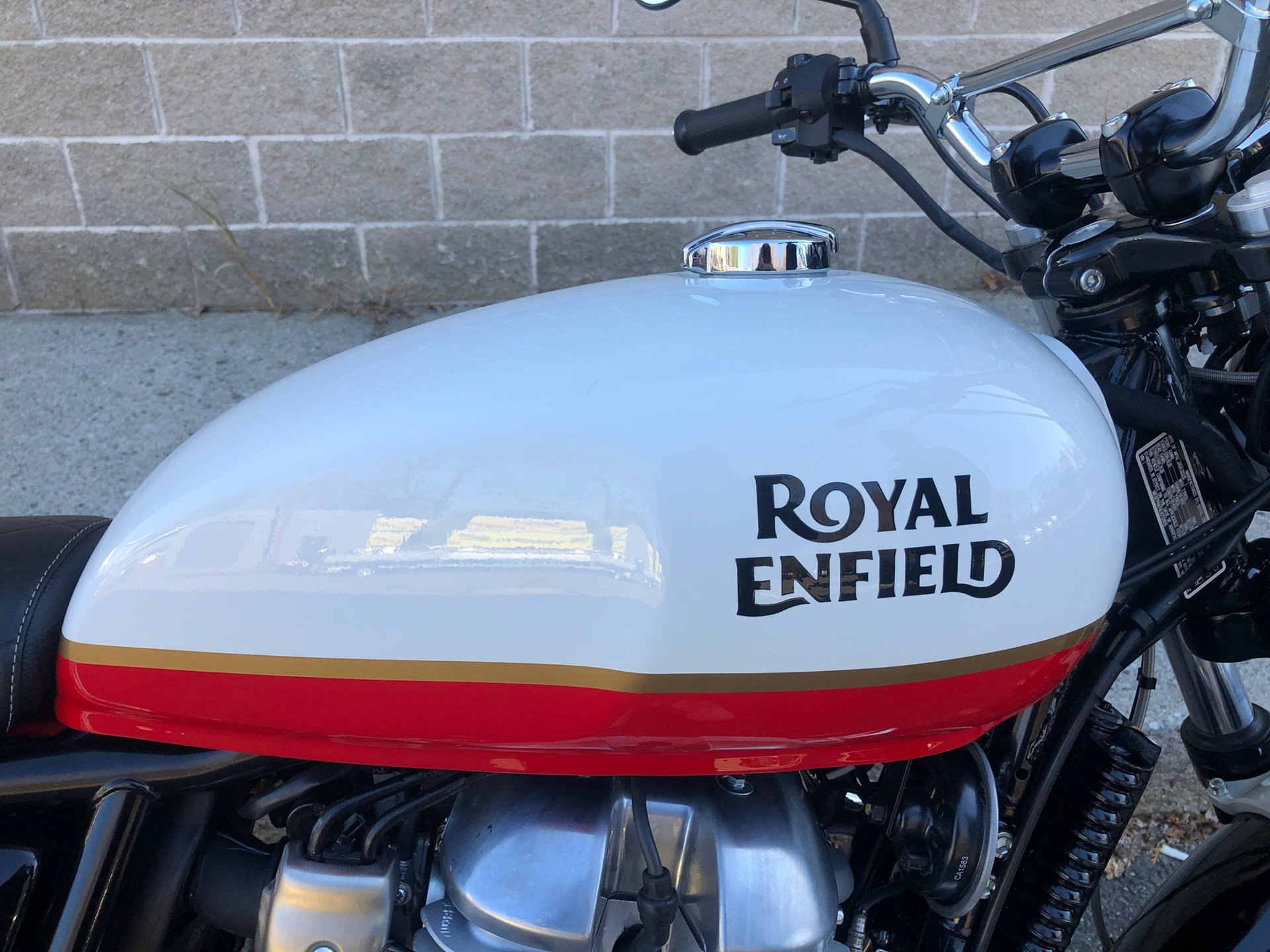 2020 Royal Enfield INT650 in Enfield, Connecticut - Photo 11