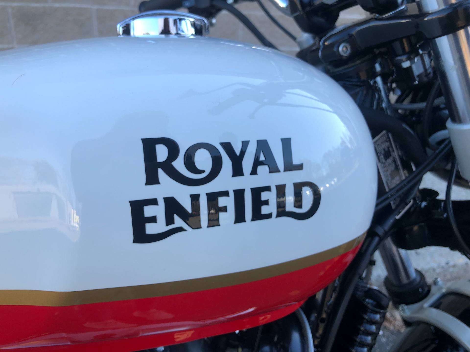 2020 Royal Enfield INT650 in Enfield, Connecticut - Photo 12