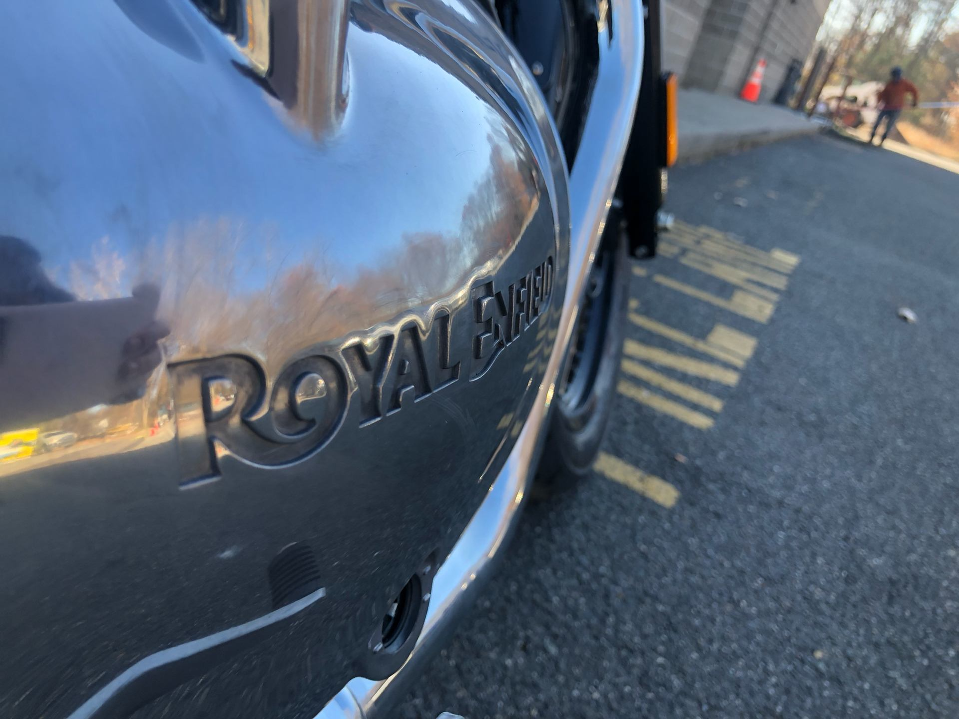 2020 Royal Enfield INT650 in Enfield, Connecticut - Photo 14