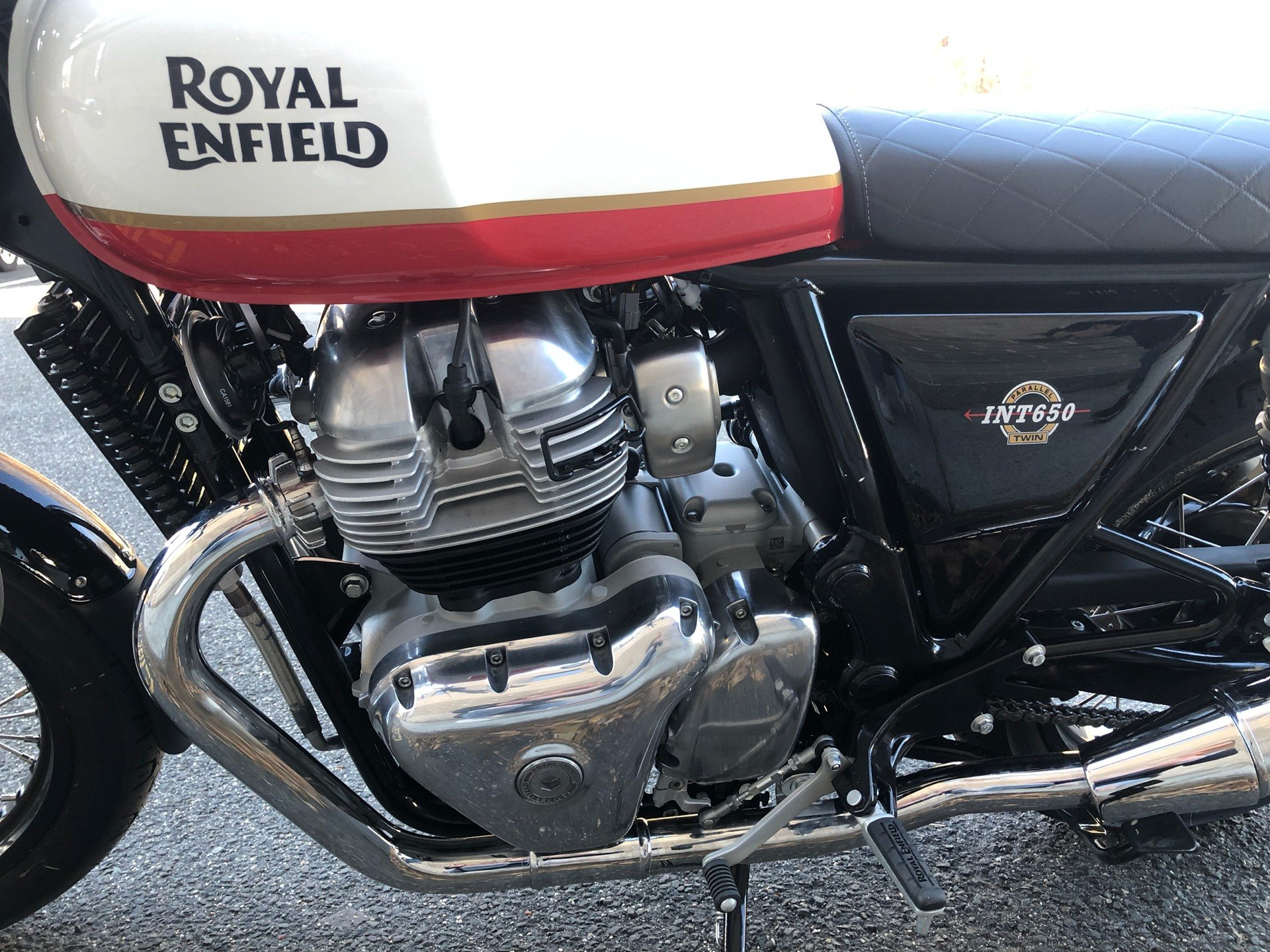 2020 Royal Enfield INT650 in Enfield, Connecticut - Photo 27