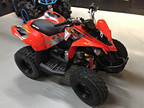2018 Can-Am DS 70 in Enfield, Connecticut