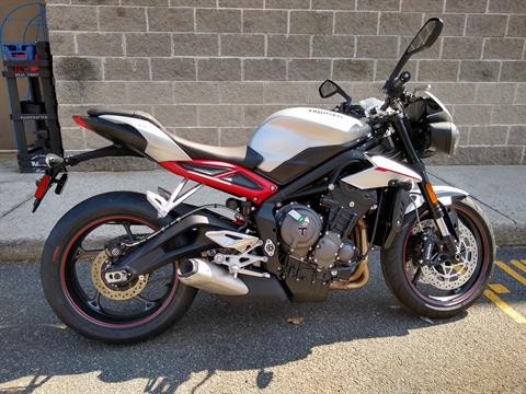 2019 Triumph Street Triple R LRH in Enfield, Connecticut - Photo 5