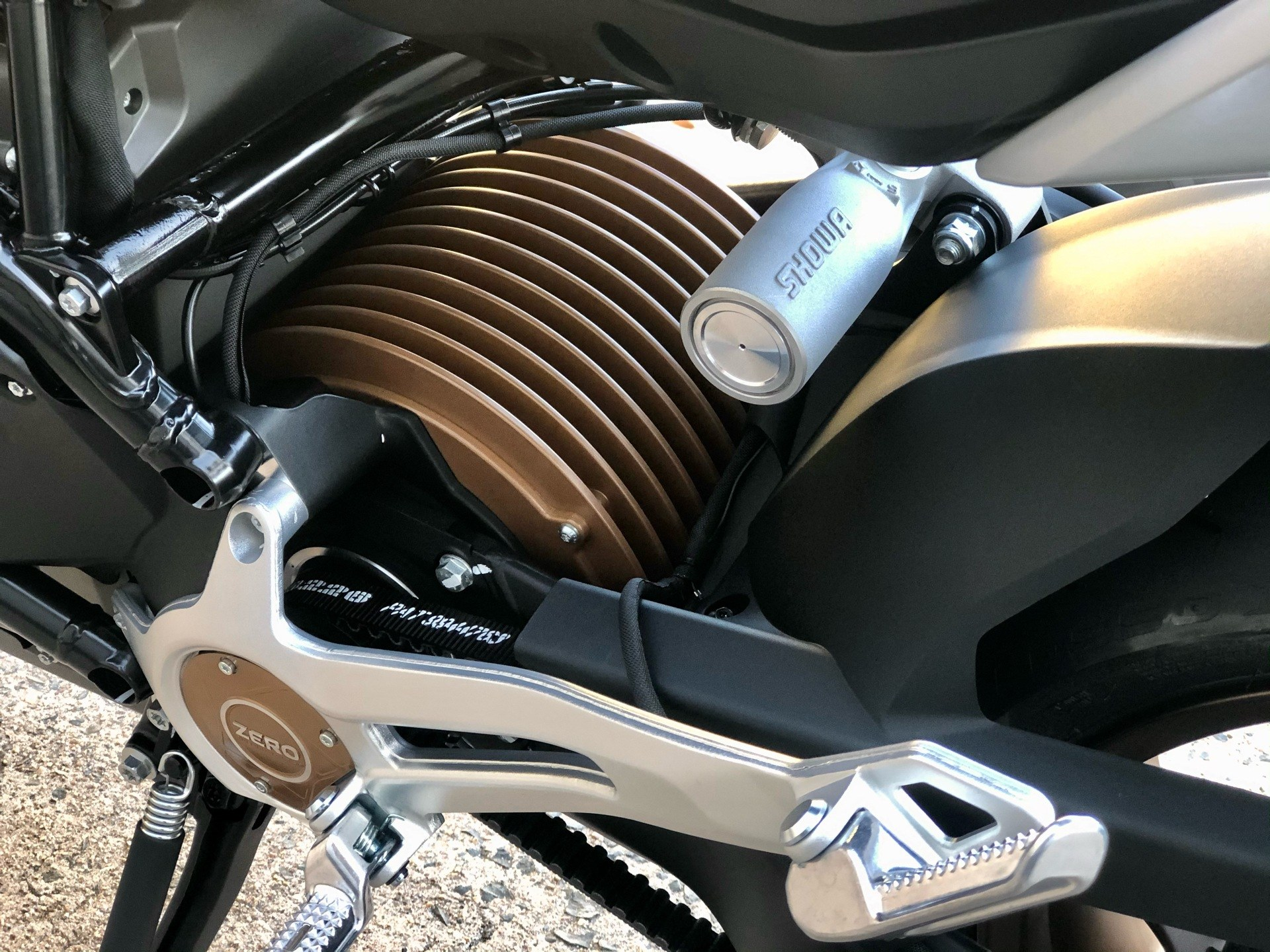 2021 Zero Motorcycles SR/S NA ZF14.4 Premium in Enfield, Connecticut - Photo 19