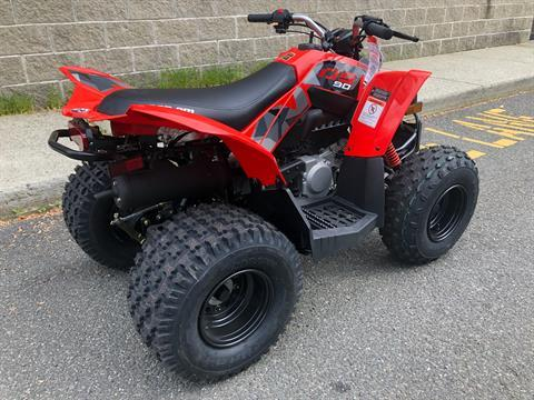 2019 Can-Am DS 90 in Enfield, Connecticut - Photo 3