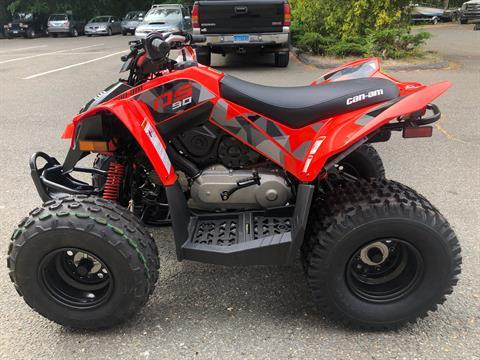 2019 Can-Am DS 90 in Enfield, Connecticut - Photo 6