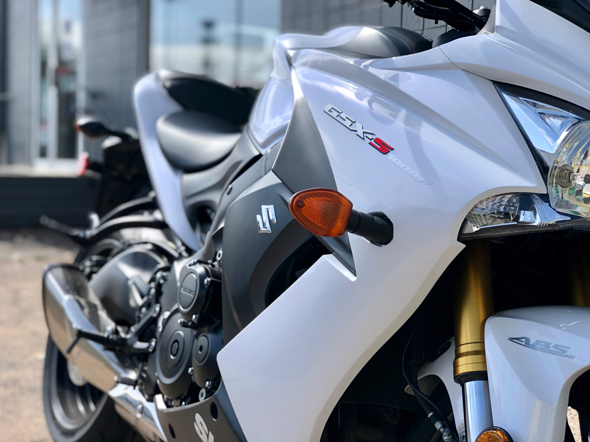 2018 Suzuki GSX-S1000F ABS in Enfield, Connecticut - Photo 8