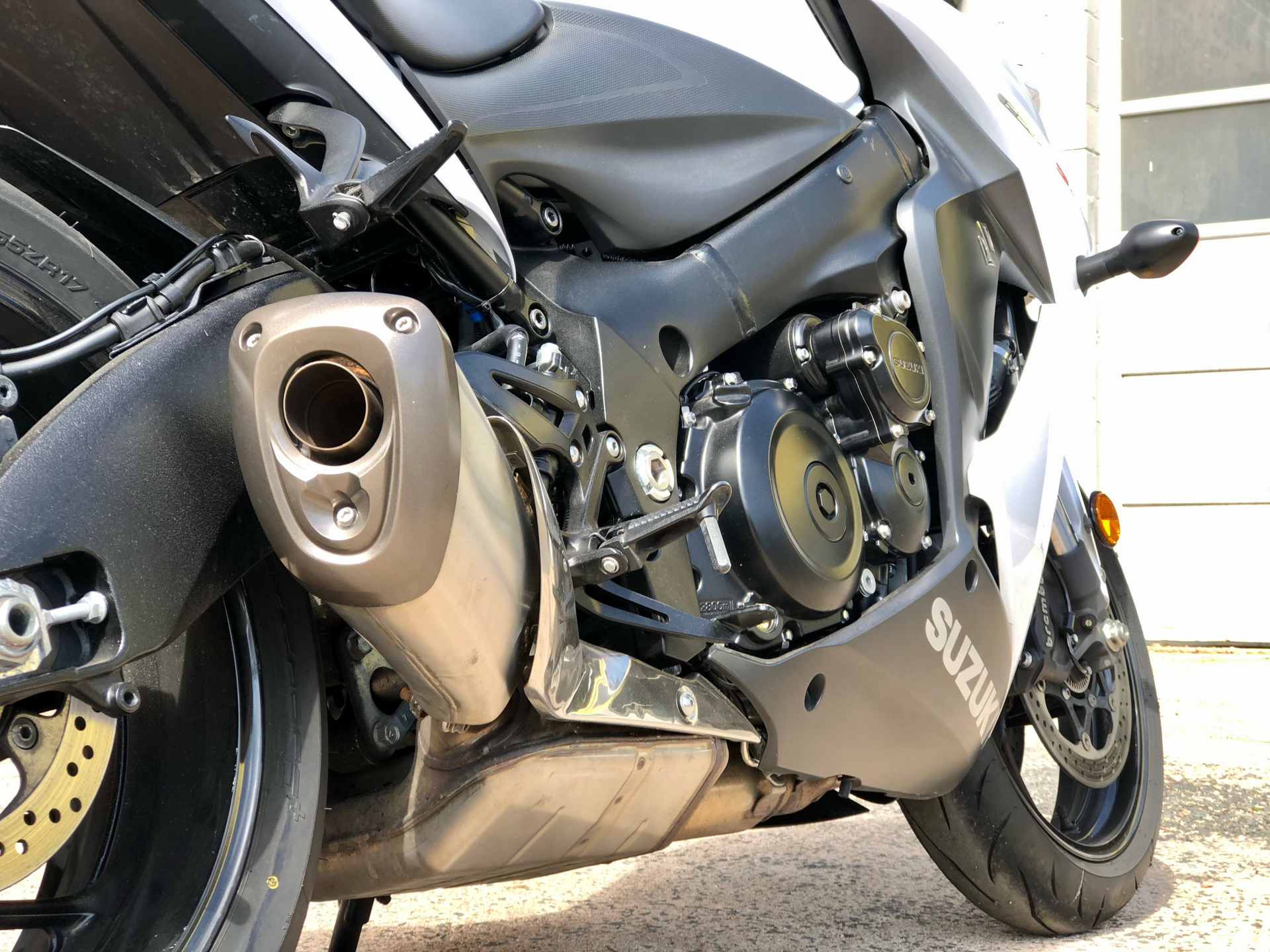 2018 Suzuki GSX-S1000F ABS in Enfield, Connecticut - Photo 14