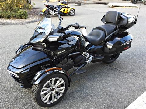 2017 Can-Am Spyder F3 Limited in Enfield, Connecticut