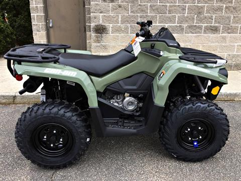 2018 Can-Am Outlander 450 in Enfield, Connecticut