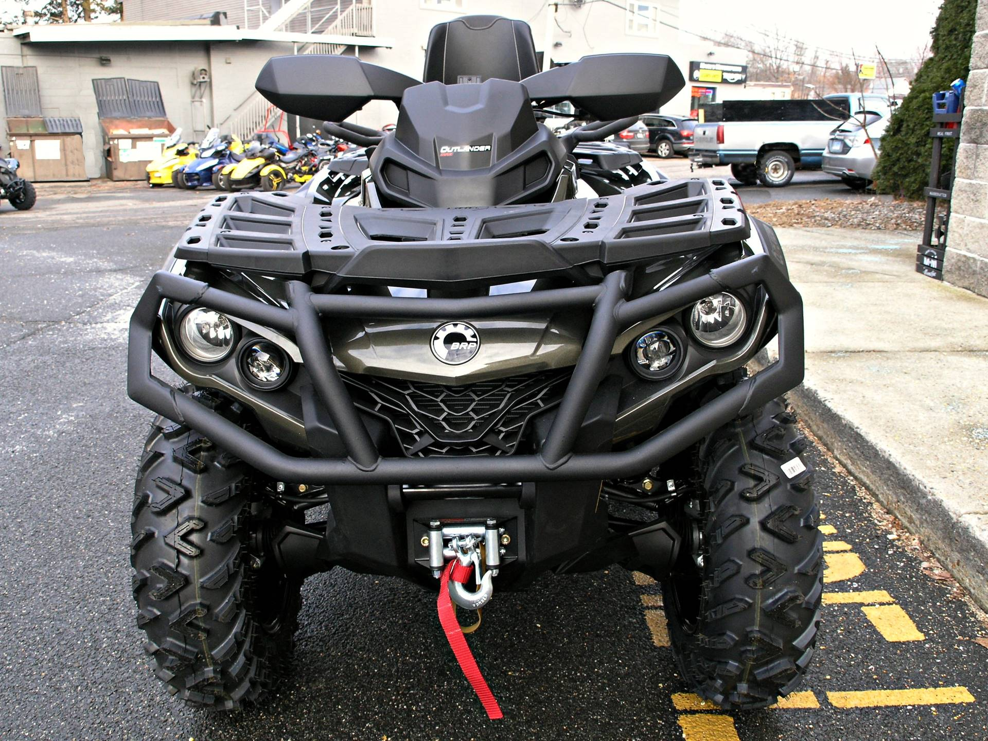 2019 Can-Am Outlander MAX Limited 1000R in Enfield, Connecticut - Photo 8