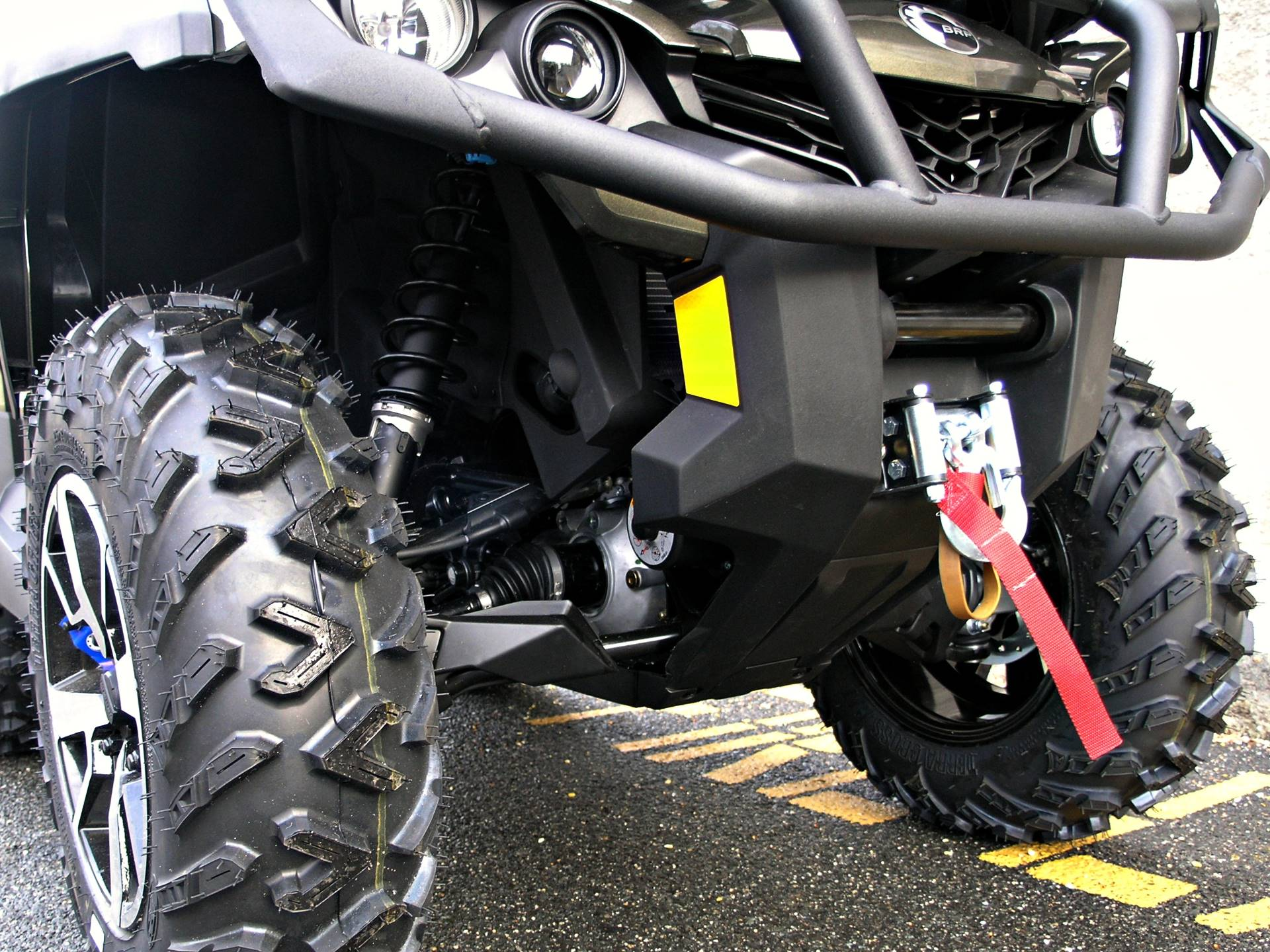 2019 Can-Am Outlander MAX Limited 1000R in Enfield, Connecticut - Photo 10