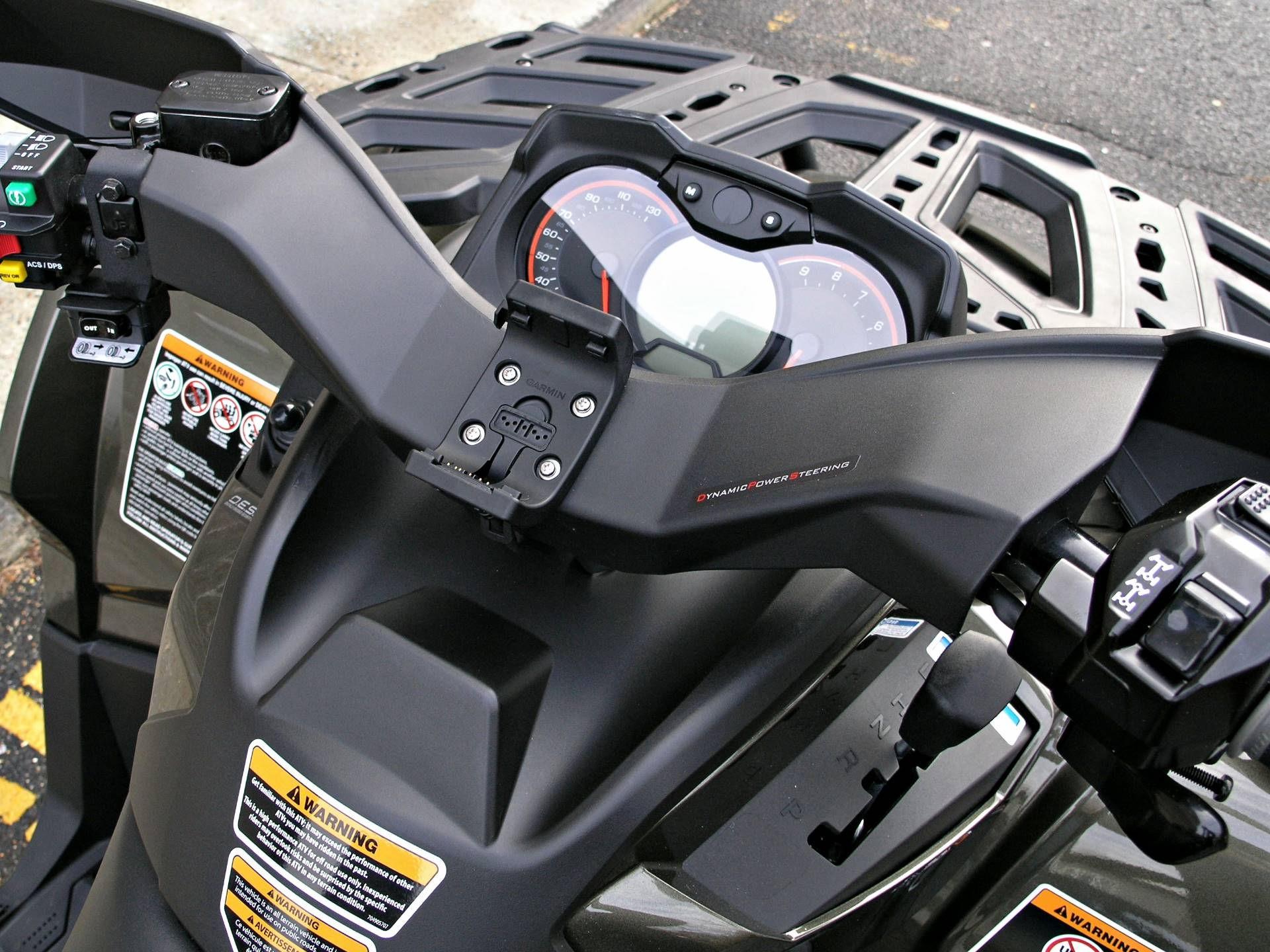 2019 Can-Am Outlander MAX Limited 1000R in Enfield, Connecticut - Photo 11