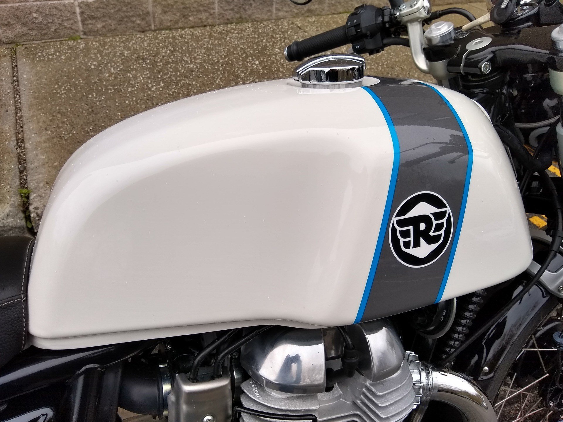 2019 Royal Enfield Continental GT 650 in Enfield, Connecticut - Photo 10