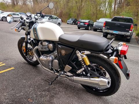 2019 Royal Enfield Continental GT 650 in Enfield, Connecticut - Photo 5