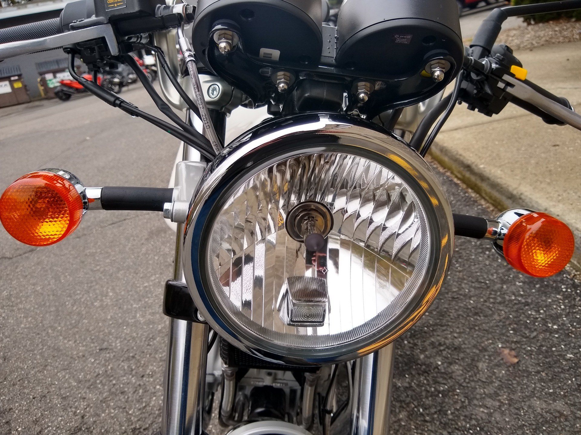 2019 Royal Enfield Continental GT 650 in Enfield, Connecticut - Photo 13