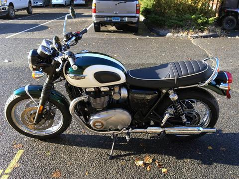 2018 Triumph Bonneville T120 in Enfield, Connecticut