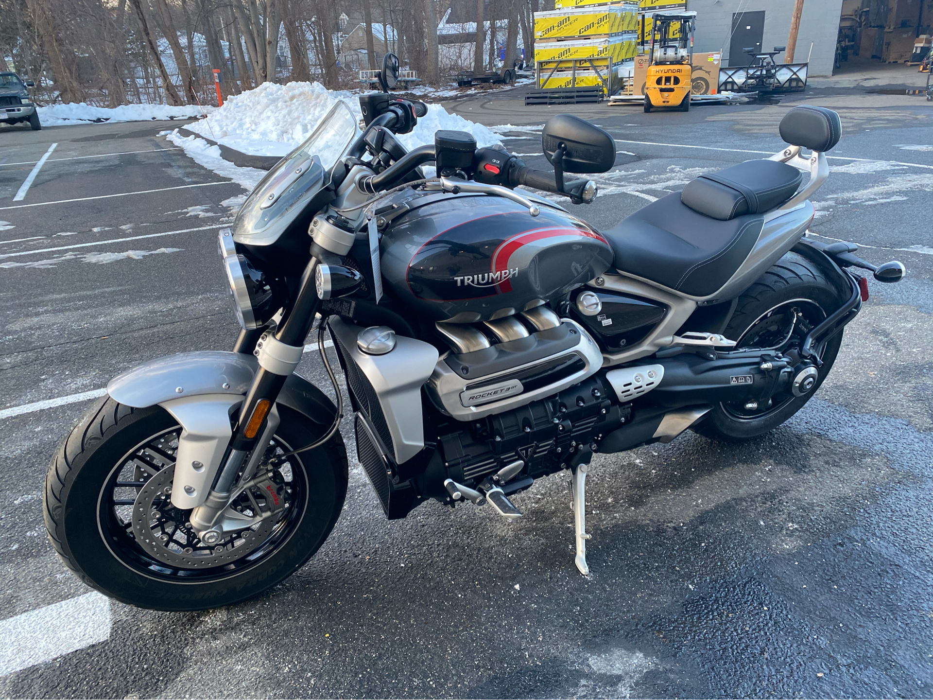 2020 Triumph Rocket 3 GT in Enfield, Connecticut - Photo 9